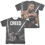 Creed- Poster (Front/Back) Shirt