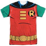 Batman The Animated Series- Robin Costume Tee Shirts