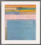 Ocean Park 116, 1979 Posters by Richard Diebenkorn