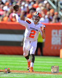 Johnny Manziel 2015 Action Photo