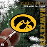Iowa Hawkeyes - 2016 Wall Calendar Calendars