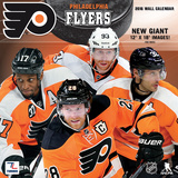 Philadelphia Flyers - 2016 Wall Calendar Calendars
