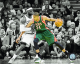 Giannis Antetokounmpo 2014-15 Spotlight Action Photo