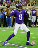 Teddy Bridgewater 2015 Action Photo