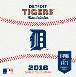 Detroit Tigers - 2016 Boxed Calendar Calendars