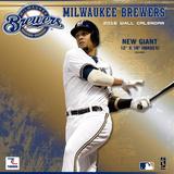 Milwaukee Brewers - 2016 Wall Calendar Calendars
