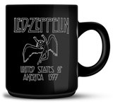 Led Zeppelin - USA 1977 Mug Mug