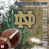 Notre Dame Fighting Irish - 2016 Wall Calendar Calendars