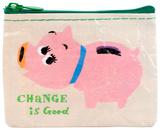 Change Is Good Coin Purse Porta-moedas