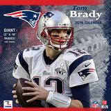 New England Patriots Tom Brady - 2016 Wall Calendar Calendars