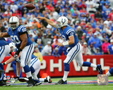 Andrew Luck 2015 Action Photo