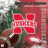 Nebraska Cornhuskers - 2016 Wall Calendar Calendars