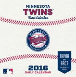 Minnesota Twins - 2016 Boxed Calendar Calendars