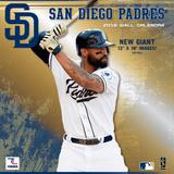 San Diego Padres - 2016 Wall Calendar Calendars