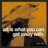 Art Art by Andy Warhol