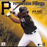 Pittsburgh Pirates - 2016 Wall Calendar Calendars