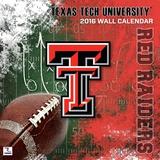 Texas Tech Red Raiders - 2016 Wall Calendar Calendars