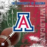 Arizona Wildcats - 2016 Wall Calendar Calendars