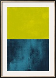 Monochrome Yellow, c.2005 Print by Vlado Fieri
