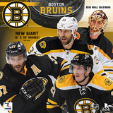 Boston Bruins - 2016 Wall Calendar Calendars