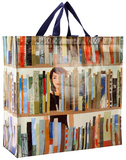 Book Bag Shopper Tote Bag