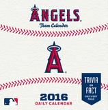 Los Angeles Angels - 2016 Boxed Calendar Calendars