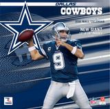 Dallas Cowboys - 2016 Wall Calendar Calendars