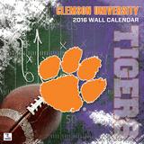 Clemson Tigers - 2016 Wall Calendar Calendars