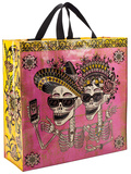 Day Of The Dead Shopper Bag Handleveske