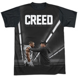 Creed- Poster (black back) T-shirts