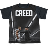 Youth: Creed- Poster (black back) T-Shirt