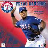 Texas Rangers - 2016 Wall Calendar Calendars