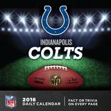 Indianapolis Colts - 2016 Boxed Calendar Calendars