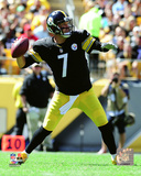 Ben Roethlisberger 2015 Action Photo