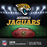 Jacksonville Jaguars - 2016 Boxed Calendar Calendars