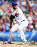 Jake Arrieta 2015 Action Photo