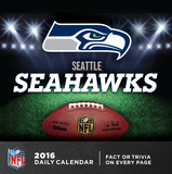 Seattle Seahawks - 2016 Boxed Calendar Calendars