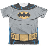 Batman The Animated Series- Batman Uniform T-shirts