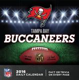 Tampa Bay Buccaneers - 2016 Boxed Calendar Calendars
