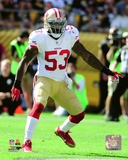 NaVorro Bowman 2015 Action Photo