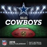 Dallas Cowboys - 2016 Boxed Calendar Calendars