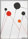 Balloons Art by Alexander Calder