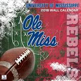 Mississippi Rebels - 2016 Wall Calendar Calendars