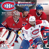 Montreal Canadiens - 2016 Wall Calendar Calendars