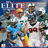NFL Elite - 2016 Wall Calendar Calendars