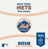New York Mets - 2016 Boxed Calendar Calendars