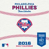 Philadelphia Phillies - 2016 Boxed Calendar Calendars