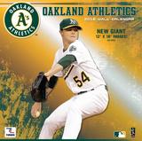 Oakland Athletics - 2016 Wall Calendar Calendars