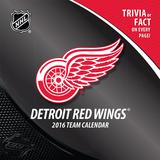 Detroit Red Wings - 2016 Boxed Calendar Calendars