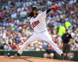 Ervin Santana 2015 Action Photo